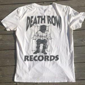 Death Row Records Vintage T-Shirt